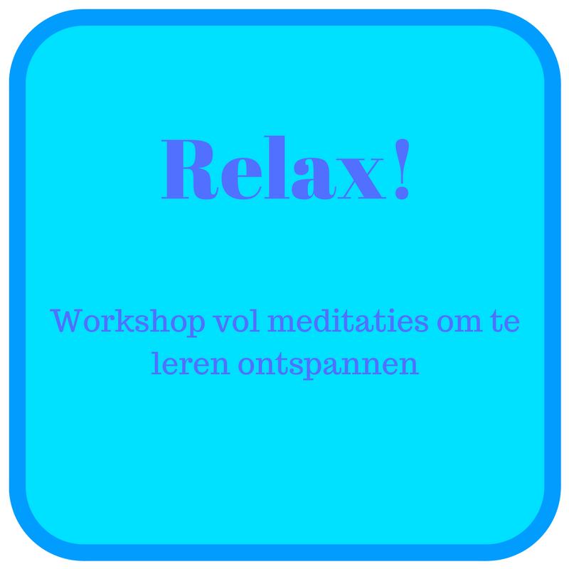 workshop ontspannen meditaties gezondheid